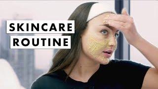 UPDATED SKINCARE ROUTINE | Sensitive + Acne Prone Skin