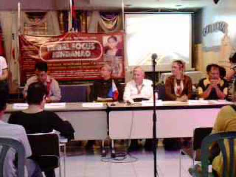 TRIBAL FOCUS MINDANAO FORUM PART 1