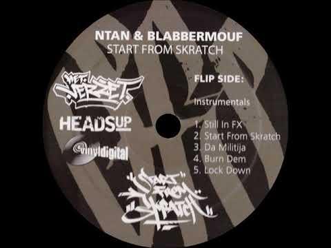 Ntan & BlabberMouf - Lock Down (Instrumental)