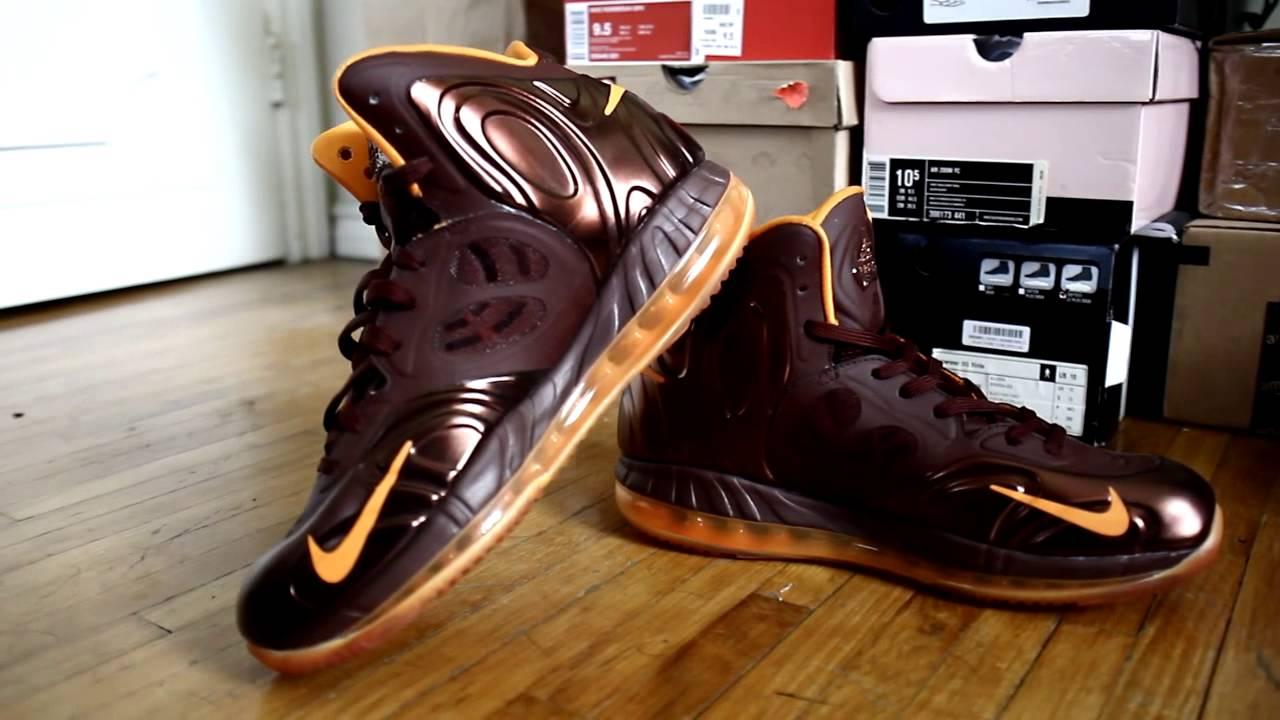purchase cheap bda62 e4b14 Nike Air Max Hyperposite - Root Beer - YouTube