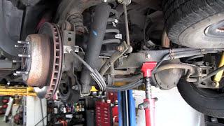 Replacement of Rear Shocks on a 2003 Chevrolet Avalanche 1500 l Sensen Shocks & Struts