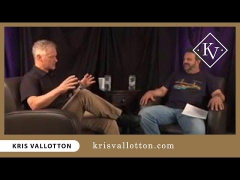 Kris Interviews Steve Thompson