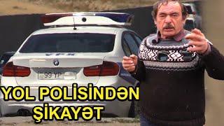 """""""Polis saxladı,dedi:""""Maşınını içəri basaram a"""":ŞİKAYƏT:""""Turist maşına minən kimi ,mən cərimələndim"""""""