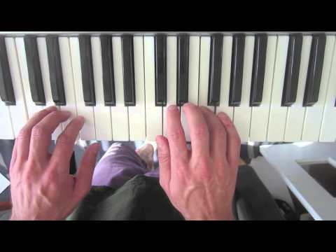 Bill Withers Lean On Me Piano Tutorial Basic Melody Youtube