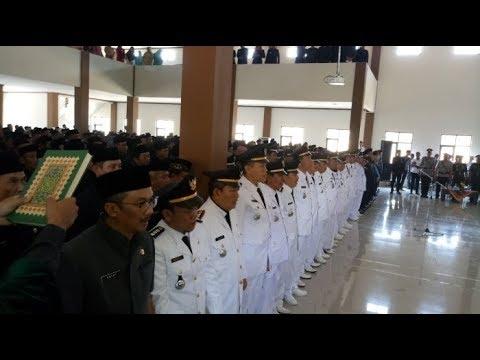 Bupati Cirebon Lantik 83 Eselon III Dan 509 Eselon IV