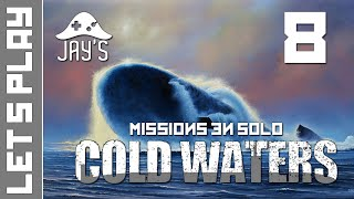 [FR] Cold Waters - Missions en Solo - 404 SSBN Not Found - Épisode 8