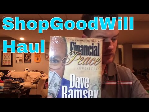 How I'm Growing My Amazon FBA Inventory and ShopGoodwill and Online Haul