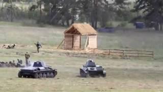 #Реконструкция #Воронежскийфронт2017