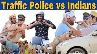 Traffic Police vs Indians || ट्रैफिक पुलिस vs भारत की जनता || Pardeep Khera