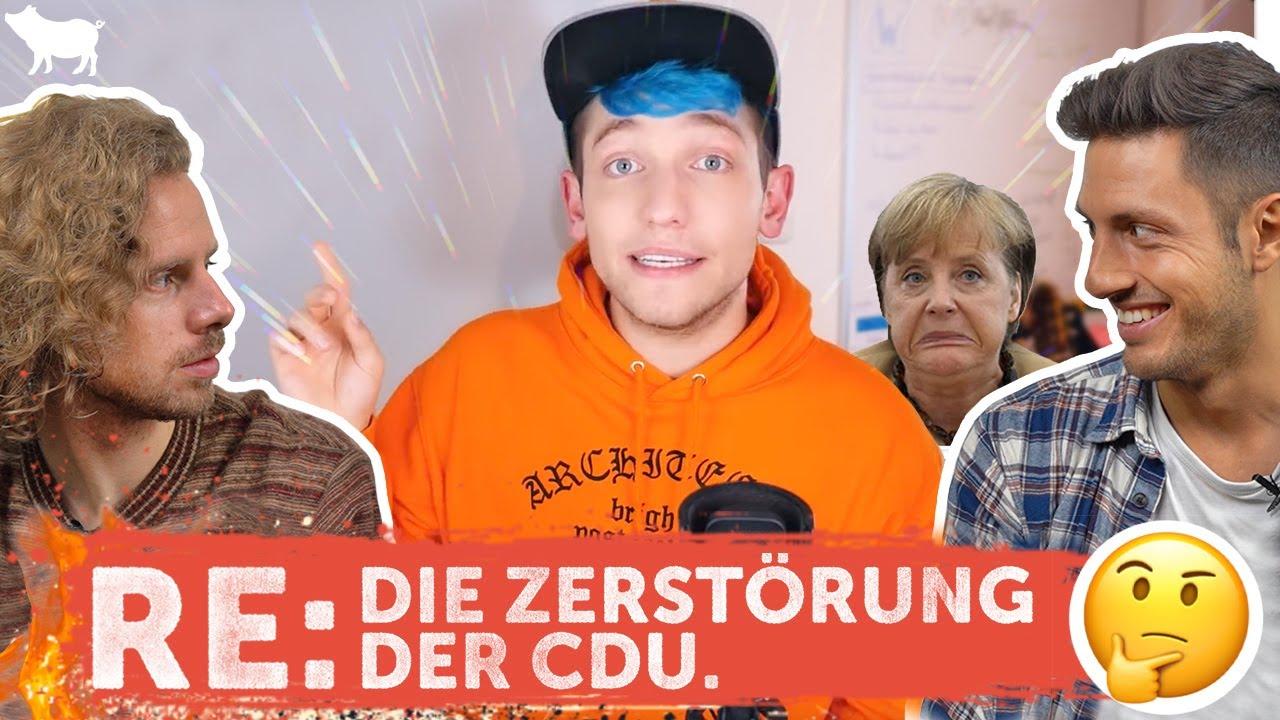 REAKTION AUF REZO: DIE ZERSTÖRUNG DER CDU