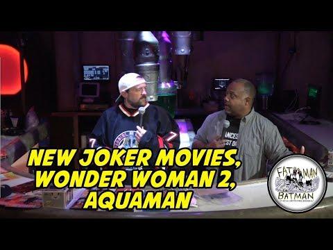 New Joker Movies, Wonder Woman 2, Aquaman