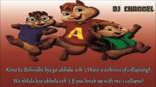 King Monoda Malwedhe Chipmunk Lyrics Version