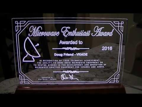2016 uWave Achievement Award