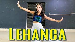 Lehanga Song : Jass Manak   Wedding Dance Choreography   Muskan Kalra
