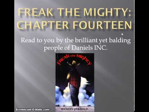 Freak the Mighty chapter 14