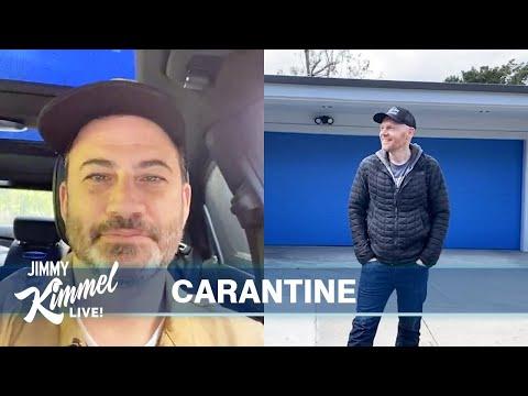 Jimmy Kimmels Quarantine Minilogue Stupid People, Sex Guidelines & Bill Burr