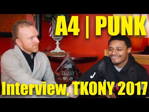 A4 | PUNK, SFV Interview, The King Of New York, Feb 2017