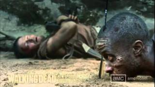 The Walking Dead Highlights  Episode 205  Chupacabra Video    5min com