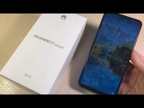 Обзор Huawei P Smart 2019 (POT-LX1)