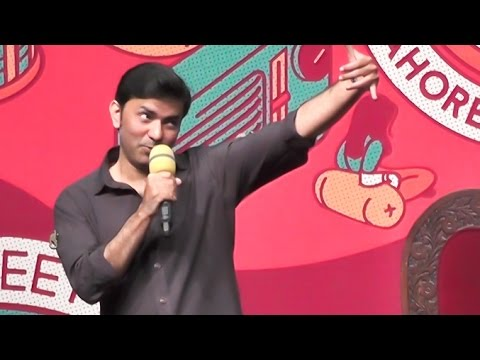 Sajjad Ali Talks at Lahore Music Meet '17 | Part 1