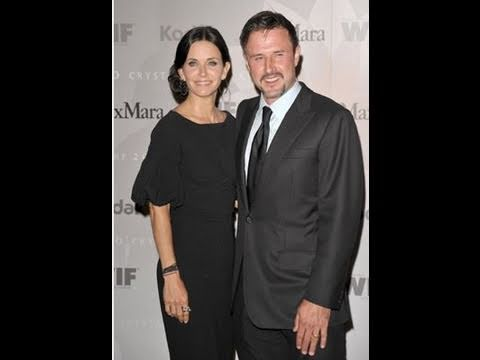 Courtney Cox David Arquette Split