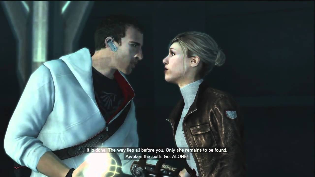 Assassin's Creed Brotherhood   FINAL ENDING * HD - YouTube