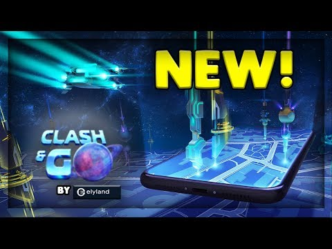 CLASH & GO - AR STRATEGY GAME FROM THE MAKERS OF DRACONIUS GO