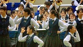大阪桐蔭高校 吹奏楽部 「ももいろクローバーZ : サラバ、愛しき悲しみたちよ、行くぜっ!怪盗少女」