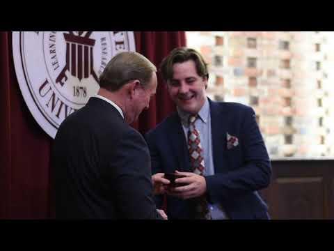 MSU Alumni Association Class Ring Ceremony