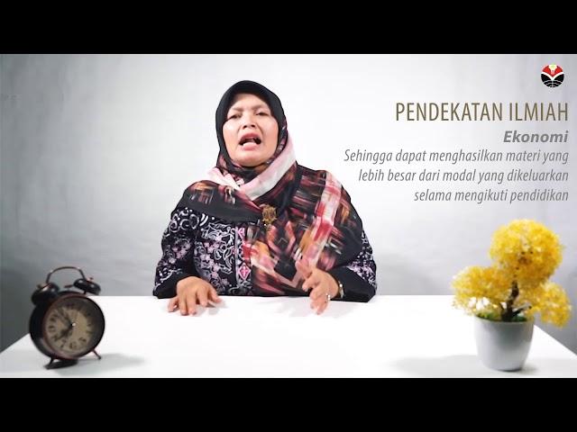 Pengertian Pendidikan (Dr. Hj. Pupun Nuryani, M.Pd.)
