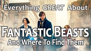 everything great about fantastic beasts and where to find them