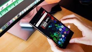 Игровой смартфон Razer Phone 2 за $500 - распаковка и следующие обзоры