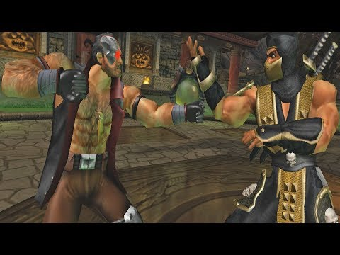 Mortal Kombat Deadly Alliance KANO - (VERY HARD) - (PS2)【TAS】 thumbnail