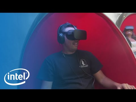Groundbreaking Experiences in VR  | Intel Business