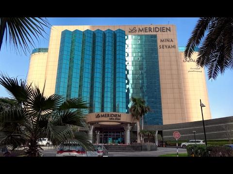 Le Meridien Mina Seyahi Beach Resort & Marina, Dubai, UAE - Hotel Tour in 4K