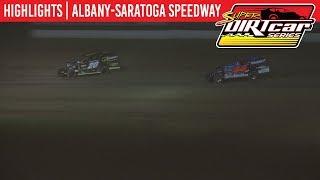 Super DIRTcar Series Big Block Modifieds Albany-Saratoga Speedway June 25, 2019   HIGHLIGHTS