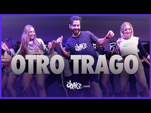 Otro Trago - Sech ft. Darell | FitDance Life (Coreografía Oficial)