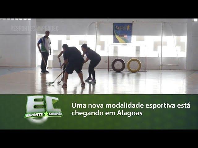 Uma nova modalidade esportiva está chegando em Alagoas