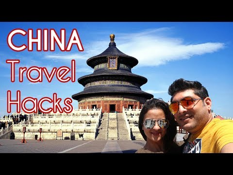 China Travel hacks | Top Tips for First Time | Nomad Sam