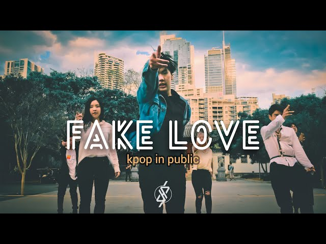 [KPOP IN PUBLIC CHALLENGE - SYDNEY]  BTS (?????) - FAKE LOVE Dance Cover || SELLOUTS from AUSTRALIA