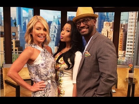 Nicki Minaj on LIVE with Kelly and Michael