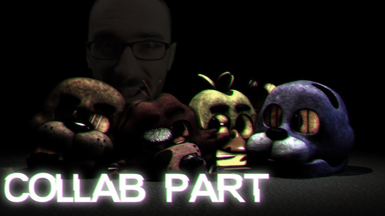 [FNAF SFM] The Puppet Song Collab Part for Vsauce