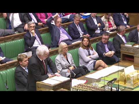 David Davis updates the House of Commons on the third round of Brexit negotiations - 05/09/17