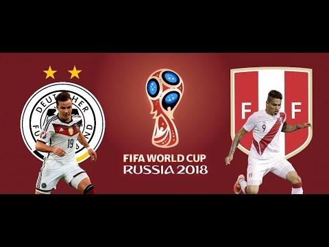FIFA 18 | Germany Vs Peru | 2018 FIFA World Cup FINAL - Special