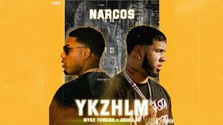 5. Narcos (Edit) - Anuel AA, Myke Towers | YKZHLM