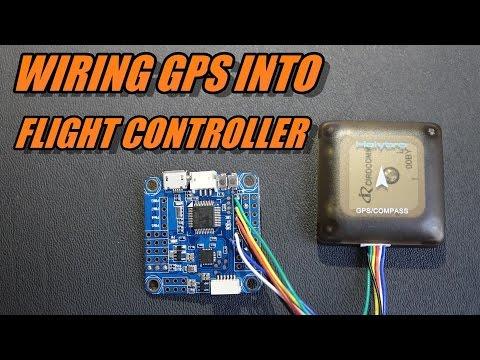 INAV: Wiring GPS Into Flight Controller