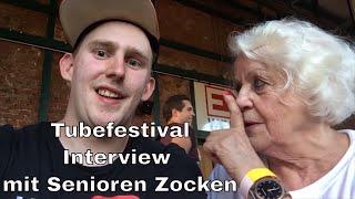 Tubefestival  in Saarbrücken: Interview mit Senioren Zocken 🎙️ thumbnail