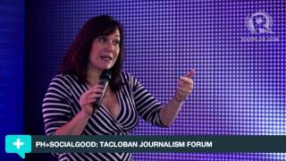 Kelli Arena on the Global Center for Journalism and Democracy