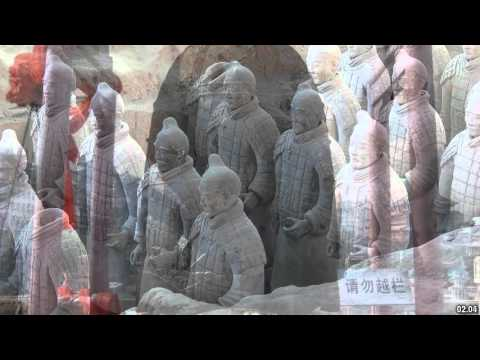 Best places to visit - Xi'an (China)
