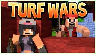 TURF WARS | Minigame w/ Castor